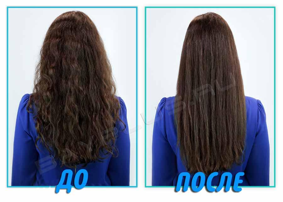 оштрафованы проведут утюжок для волос до и после фото оценки